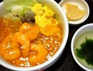 『エビチリ丼』 780円