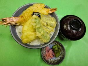 天丼850円