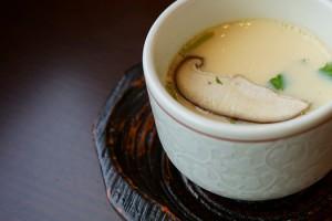 蒸し物:茶碗蒸し